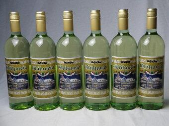 ドイツホット白ワイン11本セットゲートロイトハウスグリューワイン1000ml×11本