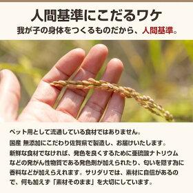 国産無添加にこだわり九州で手作りしているドッグフードの説明