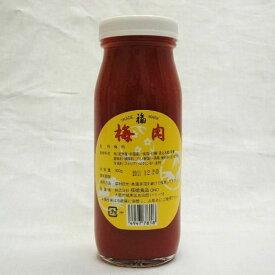 福徳食品 梅肉 練り梅 赤 300g