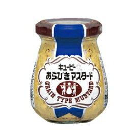 キユーピー マスタード あらびき 瓶90g