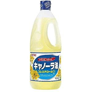昭和産業 キャノーラ油 1.5kg