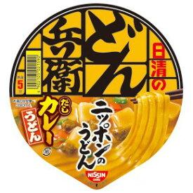 日清食品 日清のどん兵衛 カレーうどん(西)1箱12食