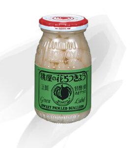 桃屋 花らっきょう 瓶115g