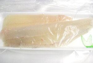国内産活けひらめ(養殖平目)刺身用 約250g