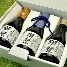 【箱入】獺祭(だっさい) 純米大吟醸50 39 23 飲み比べセット 540ml