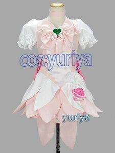ハートキャッチプリキュア!キュアブロッサム風(Ver.2)★コスプレ衣装