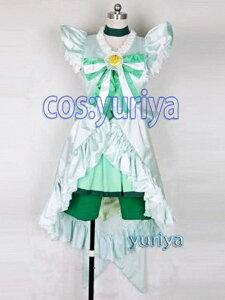 スマイルプリキュア!キュアマーチ風 プリンセスフォーム★コスプレ衣装