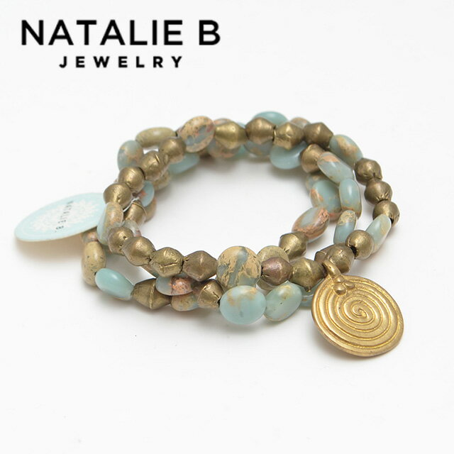 【Natalie B】 ナタリービー バングル/ブレスレット/アクセサリー/ユニセックス/レディース【正規取扱店】 【返品・交換不可】