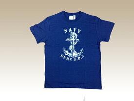 Tシャツ 【 NAVY KURE J.P.N 】メンズ レディース 男女兼用 ユニセックス トップス 半袖 ウェア 綿100% ネコポス可