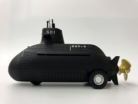 水陸両用プルバックマシーン( 海上自衛隊 潜水艦そうりゅう ) おもちゃ 玩具 模型 プレゼント ギフト お風呂 プール 孫 誕生日