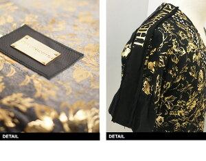 新作【THESAINTSSINPHONY/セインツシンフォニー】HOLLYWOODSHOWERS・Tシャツ(半袖・CREWネック・ブラック・BLK)メンズ【送料無料】人気上昇中の実写プリントに新作登場!珍しいイエロープリントです!【インポート】【セレカジ】【正規品】