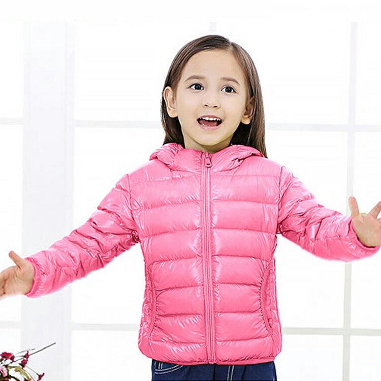 【送料無料】 ダウンジャケット キッズ 男の子 女の子 ダウンコート キッズ アウター ジュニア ダウンジャケット ダウン 軽量 ウルトラライト ライトダウン ジャンパー 中綿 コート 防寒 防風 撥水 ジッパー