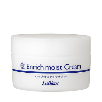LeBlanc enrich moist cream (115 g / moisturizing cream) compensates for balanced water and oil on your skin becomes dry!