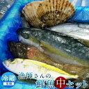 活魚 気仙沼 鮮魚セット[中]宮城県産 漁師直送 季節のおまかせお魚ボックス【送料無料】