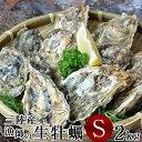 生ガキ 生牡蠣 小 2kg 14-24個入 殻付き 生食用 生カキ 宮城県産 お取り寄せ バーベキュー【送料無料】