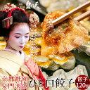 餃子 ぎょうざ 京都祇園 泉門天の一口餃子 120個[餃子30個 4包]舞妓さんご用達