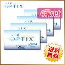 ◆◆【送料無料】エアオプティクス アクア 4箱(1箱6枚入)日本アルコン チバビジョン air optix aqua alcon ciba vision【2week】【メーカー直送】【代引不可】