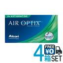 【メーカー直送送料無料】エアオプティクス 乱視用 4箱 (1箱6枚入) トーリック 日本アルコン alcon airoptix aqua 2ウ…