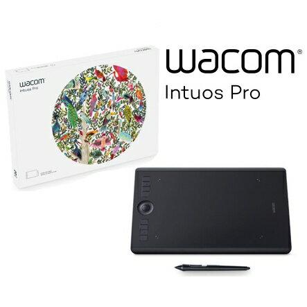 【送料無料】ワコム WACOM ペンタブレット ブラック PTH-660 K0 Intuos Pro ワイヤレス ペンタブレット Medium【新品】S【FR】
