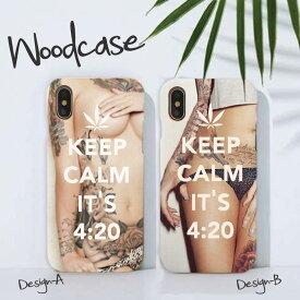 iPhoneXsMAX XR X Xs ケース iPhone8/7/6 ウッドケース iPhone8Plus/iPhone7Plus/6s/6sPlus wood ケース XperiaZ5 woodケース iPhoneSE 木製 ケース セクシー タトゥー tattoo 下着 フォト かっこいい かわいい おしゃれ 木目ケース