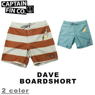 CAPTAIN FIN CO. Captain fin DAVE BOARDSHORT men board shorts surf underwear swimsuit sea Bakery