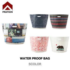 FRUITION フリューション WATER PROOF BAG ウォータープルーフ バッグ サーフィン 44L