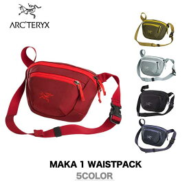 ARC'TERYX アークテリクス MAKA 1 WAISTPACK マカ 1 ウエストパック