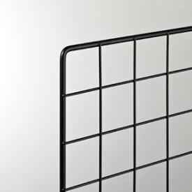 ワイヤーネット450×600mm 黒 壁 収納 メッシュパネル