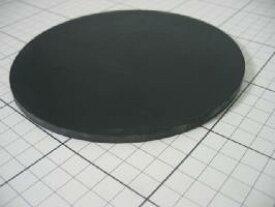 天然ゴム板 5mm×50mm丸