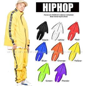 ウィンドブレーカー ジャージ 上下 メンズ レディース ヒップホップダンス衣装 セットアップ トップス ズボン K-POP 韓国