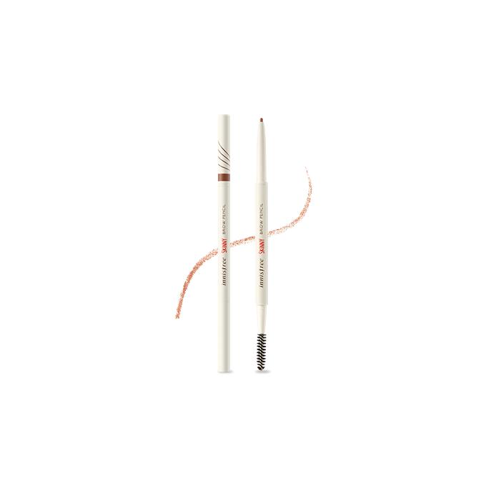 [INNISFREE/イニスフリー] Skinny Brow Pencil / スキニーブロウペンシル | 0.08g アイブロウ アイブロー 薄い スキニー 持続力 韓国コスメ Skingarden/スキンガーデン