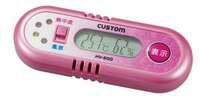 携帯型熱中症・風邪チェッカーHV-600Pピンク アーテック ARTEC