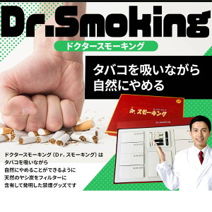 【超人気】 禁煙グッズ ドクタースモーキング 無理なく 禁煙!お得な2個セットで10,000円 ポッキリ 健康志向 プレゼント がん予防 禁煙 大事な人に 副流煙 タバコ たばこ