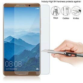 Huawei Mate 10 PRO 保護フィルム mate1 pro 保護ガラスフィルム 9H 強化ガラスsoftbank ファーウェイ メイト10 pro メール便送料無料