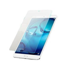 NTT docomo dtab Compact d-01J ブルーライトカット フィルム 保護 Huawei MediaPad M3 ガラスフィルム d01J 8.4インチ 強化ガラス 9H 超耐久 耐傷 指紋防止 メール便 送料無料