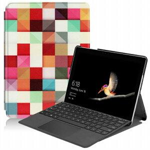 Microsoft Surface Go ケース サーフェスゴー カバー サーフェスGO マイクロソフト10.1インチ MHN-00014 3点セット 保護フィルム タッチペン おまけ フィルム スタンドケース スタンド MCZ-00014 送料無料