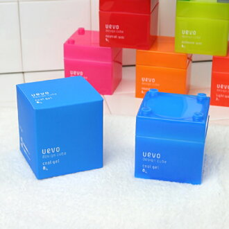 Demi uevo design cube cool gel wax 80 g * fs3gm