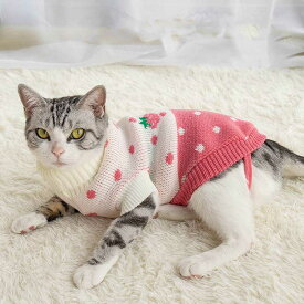 キャットウェア ドッグウェア 猫服 ネコ 猫の服 かわいい ペット服 猫用 ウェア 可愛い 秋冬服 ねこ 衣装