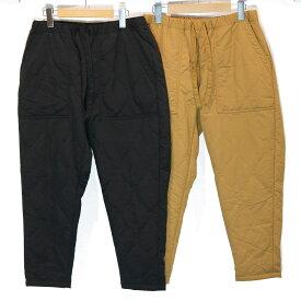 MOUNTAIN EQUIPMENT - Quilted Fatigue Pants [ マウンテン・イクィップメント ME ユニセックス キルテッド ファティーグ パンツ キルティング 中綿入り ]