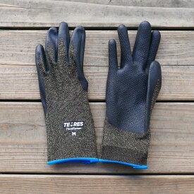 ショーワグローブ - TEMRES 11craftsman [ テムレス 11クラフトマン ブラック キャンプ アウトドア ワーク DIY 手袋 ]