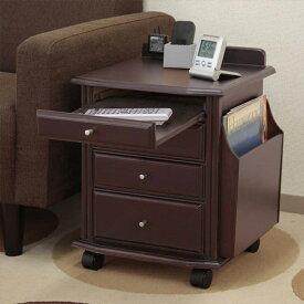 送料無料 天然木ベッドサイドテーブルKP-920V(MBR/DBR/WH) ベッドテーブル ナイトテーブル サイドテーブル コーヒーテーブル マガジンラック