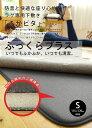 下敷きラグ マット ふかぴた 【サイズ115×170cm】1.5畳用 スミノエ ふかピタ 下敷き専用 床暖房 ホットカーペット対応 厚手 極厚 保温…