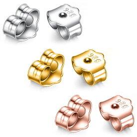 シルバー925 ピアスキャッチ silver925 ゴールド ピンクゴールド シルバー 銀 937