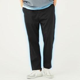 メンズ アンクルパンツ エアパンツ イージーパンツ クロップドパンツ テーパードパンツ メンズファッション 軽い ボトムス 夏服 夏用 冷たい ひんやり 涼しい 接触冷感