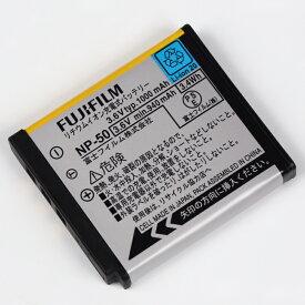 ポイント5倍!6/4 20:00〜6/11 1:59 FUJIFILM フジフイルム 純正 NP-50 バッテリー 充電池 NP50