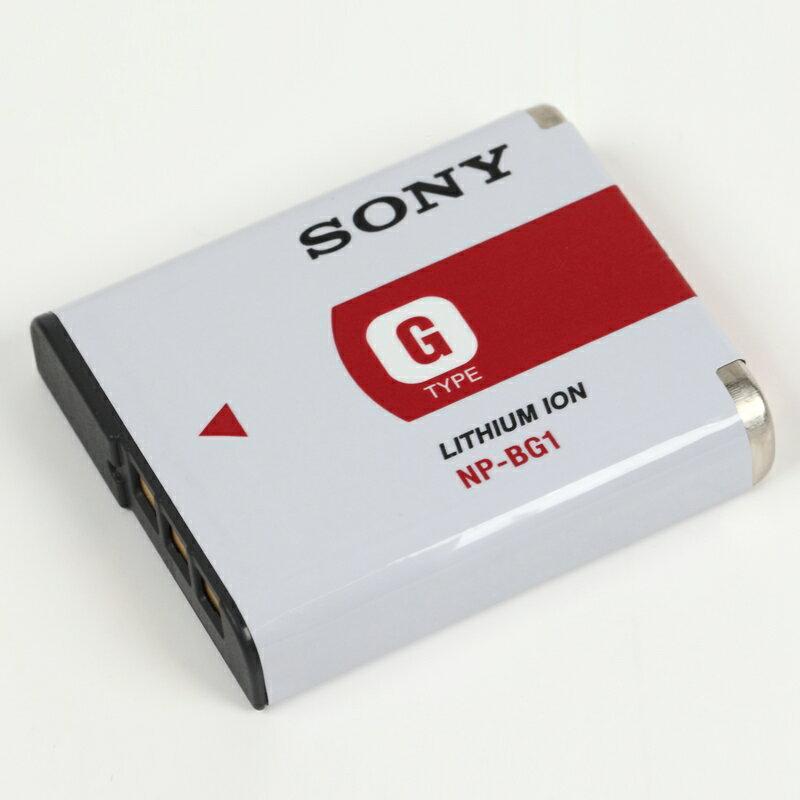 SONY ソニー NP-BG1 純正 リチウムイオンバッテリー 充電池 【NPBG1】【 あす楽対応 】【 1年保証付き 】