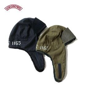 【UNCROWD】アンクラウド UC-301-019 BOMBER CAP ボマーキャップ BLUCO ブルコ