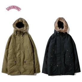【UNCROWD】アンクラウド UC-119-018 N-3B COAT ジャケット BLUCO ブルコ