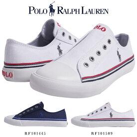 ポロ ラルフローレン POLO Ralph Lauren ラルフ スニーカー/RF101445 RF101509 靴 ブランド スニーカー カジュアル シューズ ポニー刺繍 キャンバス 疲れにくい シンプル おしゃれ きれいめ 白 ネイビー プレゼント 贈り物 RALLYE