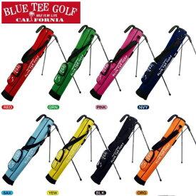 BLUE TEE GOLF ブルーティーゴルフ ストレッチ セルフ スタンドバッグ クラブケース 1227